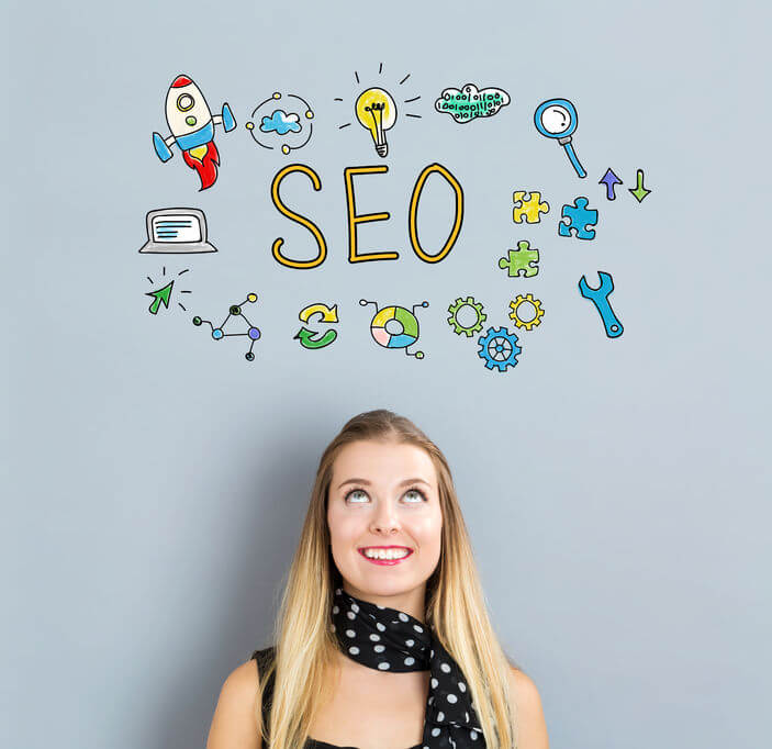 SEO executive job position - digital marketing