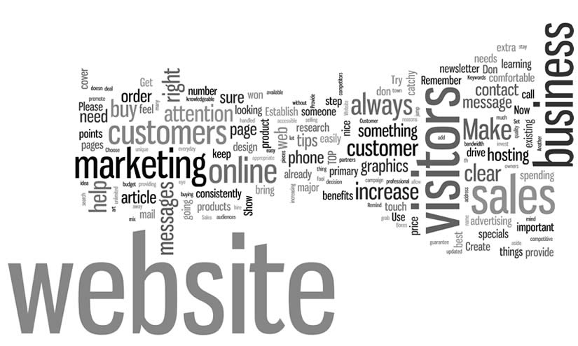 website calligram